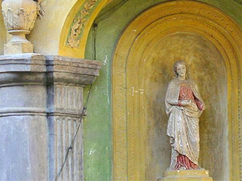 Madonna baroque