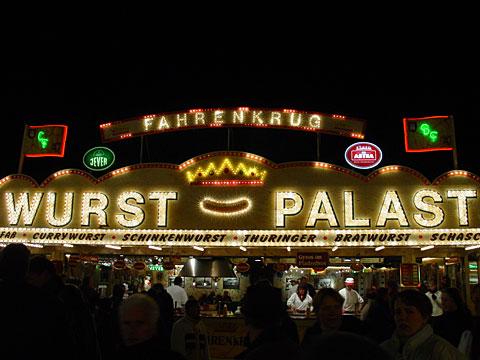 Call it sausage palace