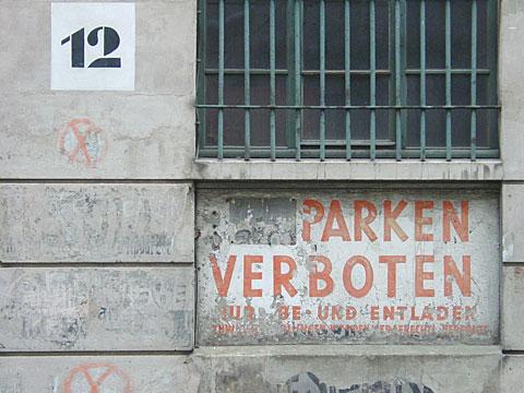 No parking I