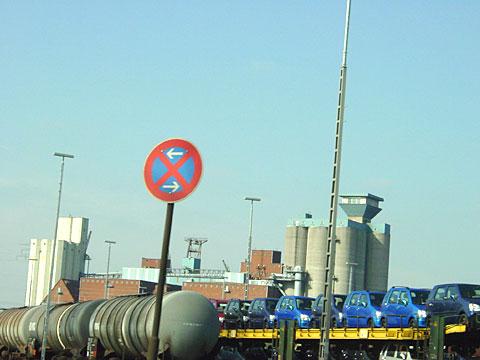 Industrie area