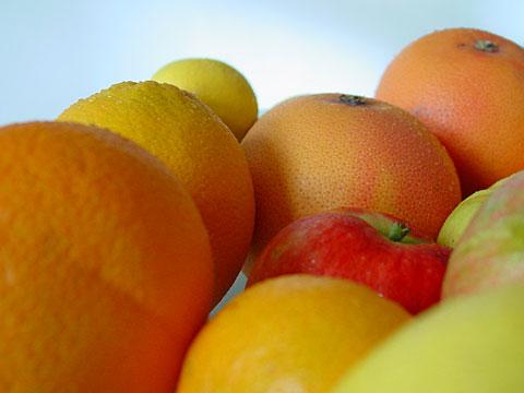 Choice fruit