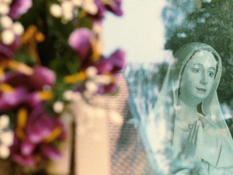 Flower Madonna