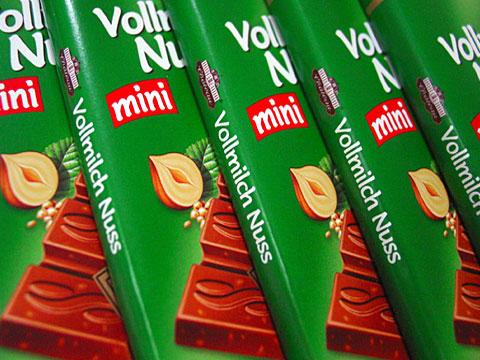 Many Mini Chocolates