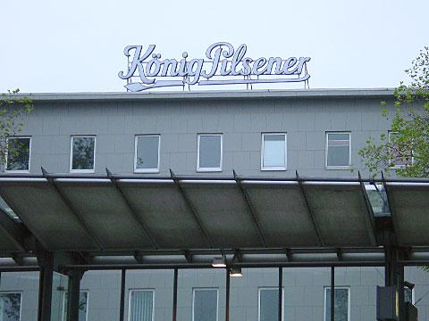German brand of beer