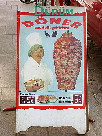 Portion Döner