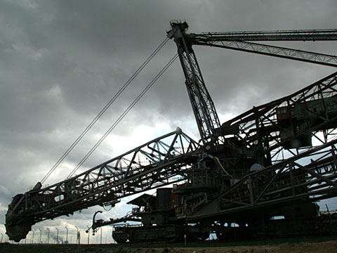 Surface mining III