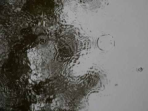 Raindrops I