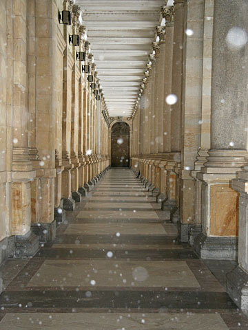 The Mill Colonnade I