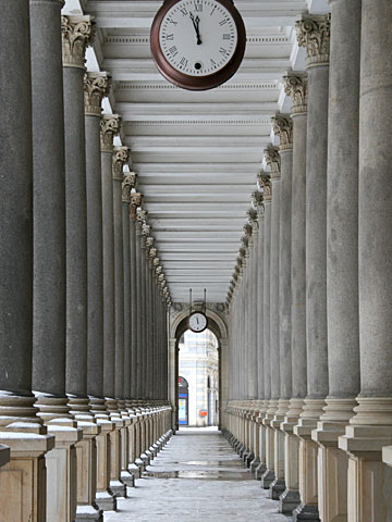 The Mill Colonnade II