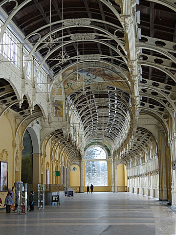 Main Colonnade III