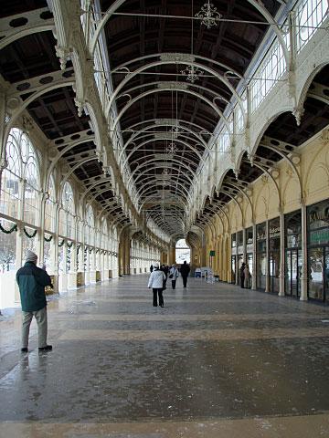 Main Colonnade IV