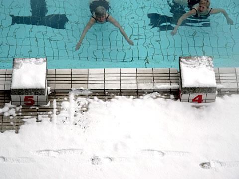 Swimming Pool II