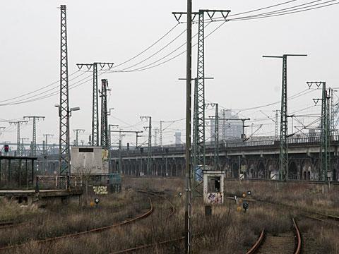 Railroad Area