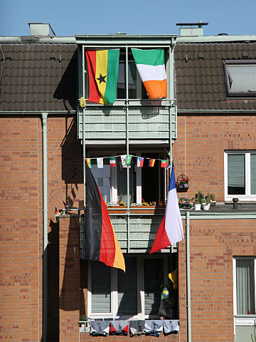 Flag Parade II