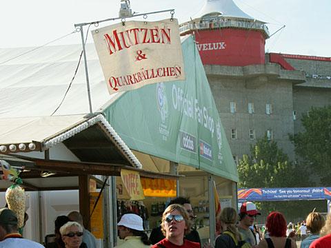 Mutzen & Quarkbällchen