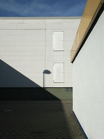 Doors in a wall