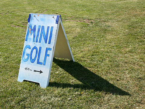 Miniatur Golf 03