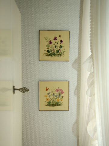 Tiles on the Wall