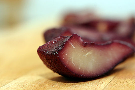 Red Wined Pears