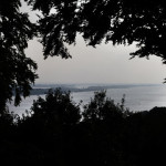 landscape river elbe