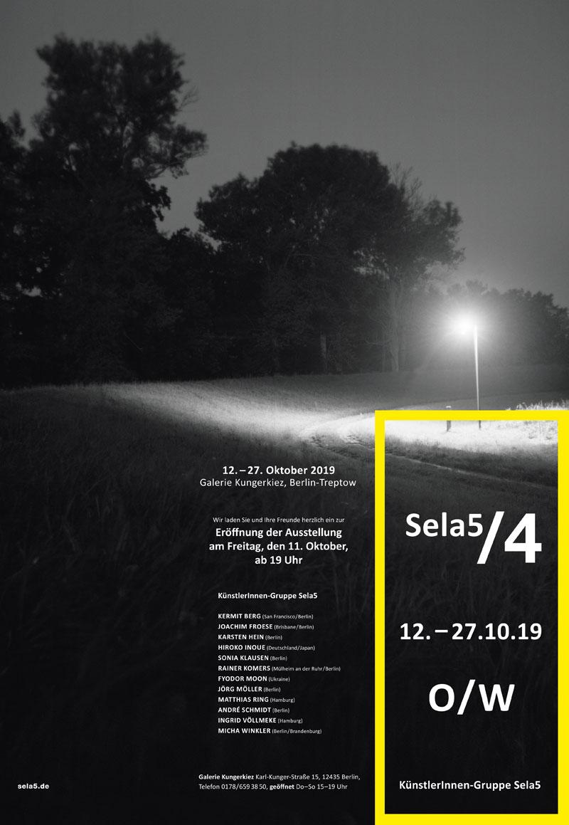 Group Exhibition Berlin: 12 – 27 oct 2019